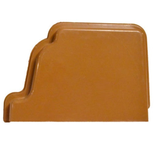 Ogee Conservatory Gutter - Caramel from Marshall-Tufflex - Virtual Plastics Ltd.