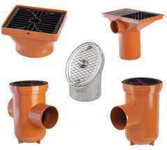 Underground Drainage - Gullies and Grids