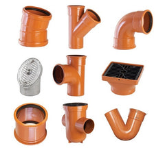 Underground Drainage - All Fittings