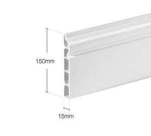 Roomline Ogee / Torus Skirting Board 5m Lengths