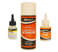 Super Glue with Activator & Debonder Kit
