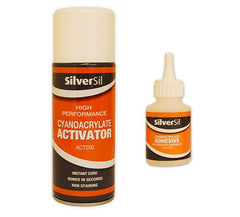 Super Glue and Activator