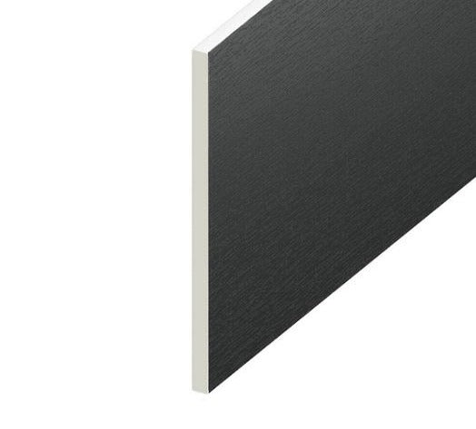 Anthracite Grey Flat Soffit UPVC Utility Boards from Eurocell - Virtual Plastics Ltd.