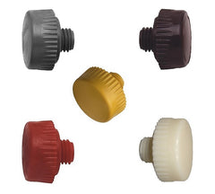 Thor Nylon Faced Hammer Replacement Head - Various Sizes and Colours