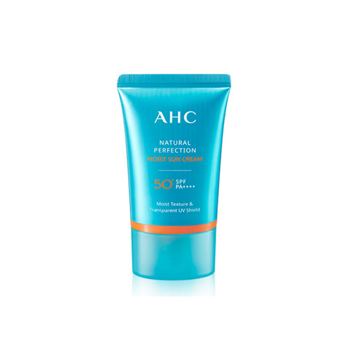 [AHC] Natural Perfection Moist Sun Cream 50ml