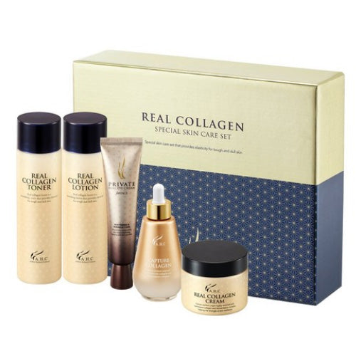 [AHC] Real Collagen Special Skin Care SET