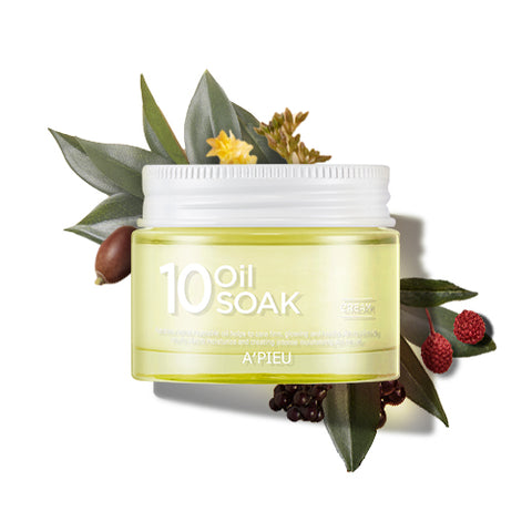 [A'PIEU] 10 Oil Soak Cream 50ml