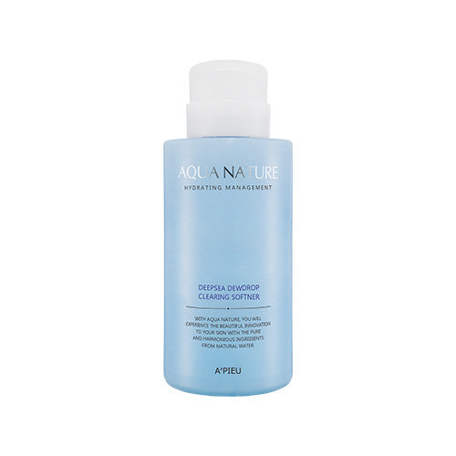 [A'PIEU] Aqua Nature Deep See Dew Drop Clearing Softner - Cosmetic Love