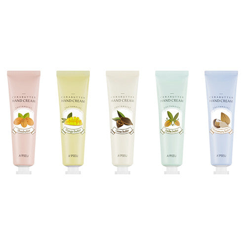 [A'PIEU] Cera Butter Hand Cream 35ml - Cosmetic Love