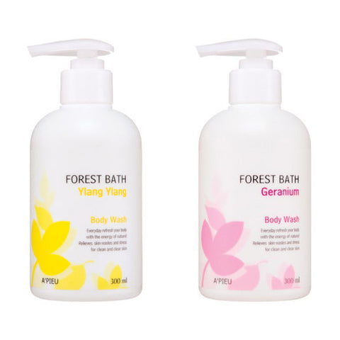 [A'PIEU] Forest Bath Body Wash - Cosmetic Love