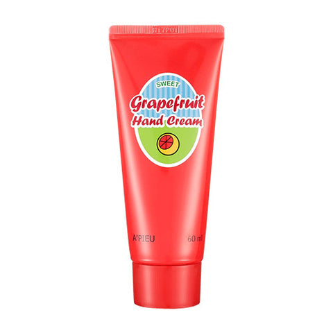 [A'PIEU] Grapefuit Hand Cream 60ml - Cosmetic Love