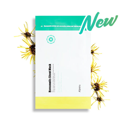 [A'PIEU] Hamamelis Sheet Mask 21g