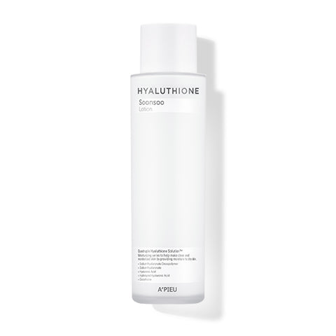 [A'PIEU] Hyaluthione Soonsoo Lotion 170ml