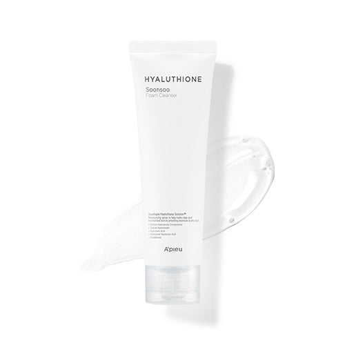 [A'PIEU] Hyaluthoione Soonsoo Foam Cleanser 120ml
