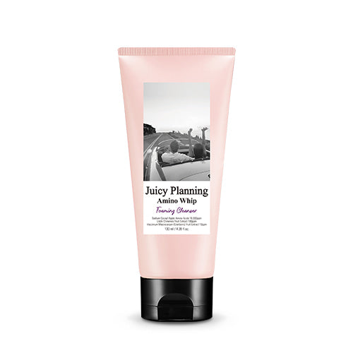 [A'PIEU] Juicy Planning Amino Whip Foaming Cleanser 130ml