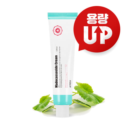 [A'PIEU] Madecassoside Cream 120ml