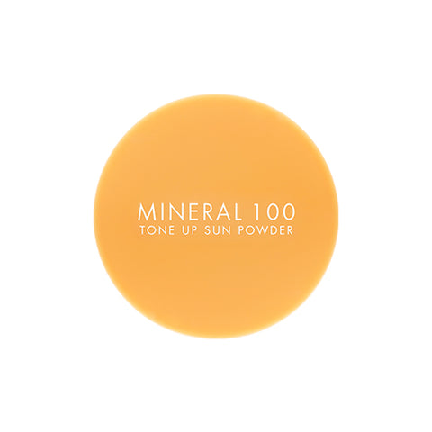 [A'PIEU] Mineral 100 Tone Up Sun Powder (Natural Beige) 6g