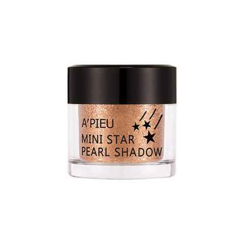 [A'PIEU] Mini Star Pearl Powder - Cosmetic Love