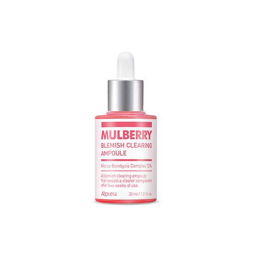 [A'PIEU] Mulberry Blemish Clearing Ampoule 30ml