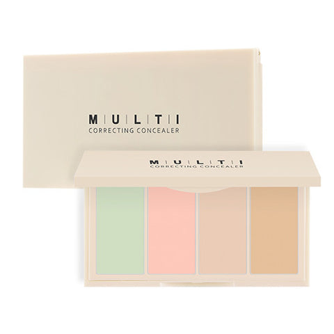 [A'PIEU] Multi Correcting Concealer 1.4g x 4colors - Cosmetic Love
