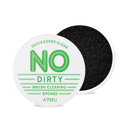 [A'PIEU] No Dirty Brush Cleansing Sponge 1EA