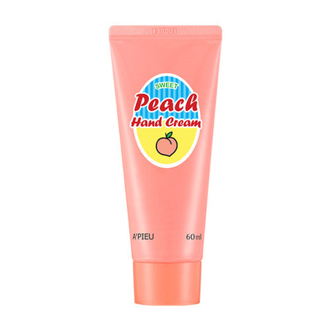 [A'PIEU] Peach Hand Cream - Cosmetic Love