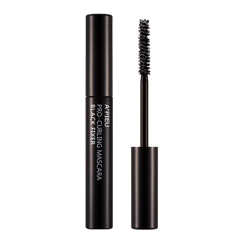 [A'PIEU] Pro-curling Black Fixer Mascara - Cosmetic Love