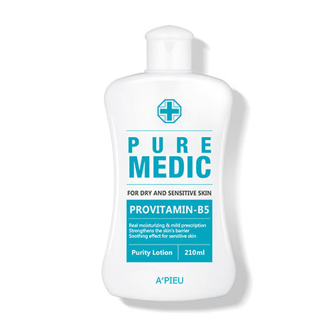 [A'PIEU] Pure Medic Purity Lotion 210ml - Cosmetic Love
