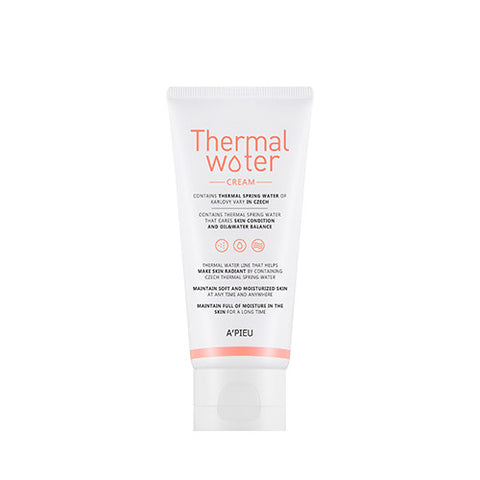 [A'PIEU] Thermal Water Cream 80ml - Cosmetic Love