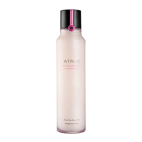 [ATRUE] Rose Petal Black Tea Enriching Toner 180ml - Cosmetic Love