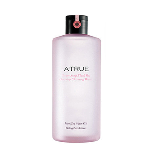 [ATRUE] Sweet Song Black Tea One-step Cleansing Water 300ml - Cosmetic Love