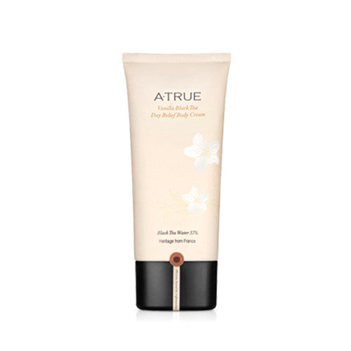 [ATRUE] Vanilla Black Tea Day Relief Body Cream 180ml - Cosmetic Love