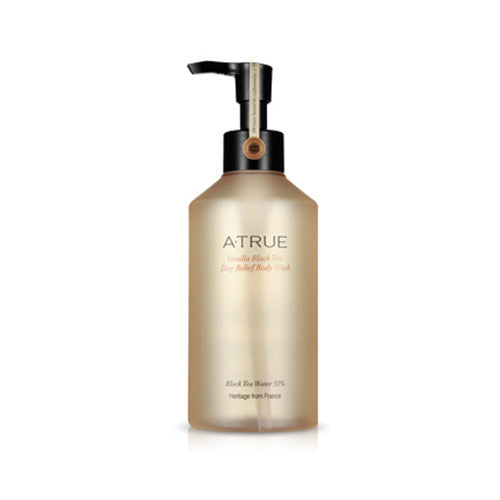 [ATRUE] Vanilla Black Tea Day Relief Body Wash 250ml - Cosmetic Love
