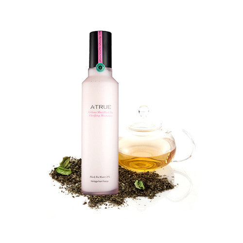 [ATRUE] Verbena Mint Black Tea Clarifying Moisturizer 120ml - Cosmetic Love