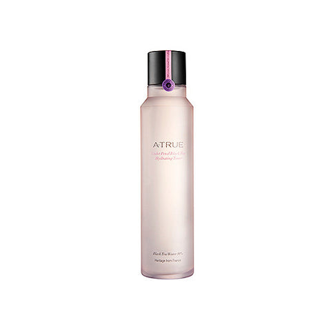 [ATRUE] Violet Petal Black Tea Hydrating Toner 180ml - Cosmetic Love