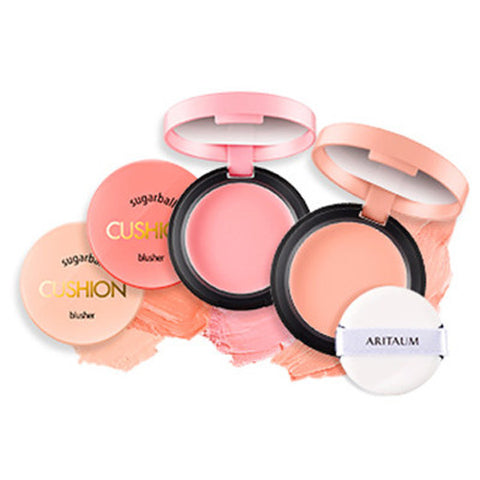 [Aritaum] Sugarball Cushion Blusher 6g - Cosmetic Love