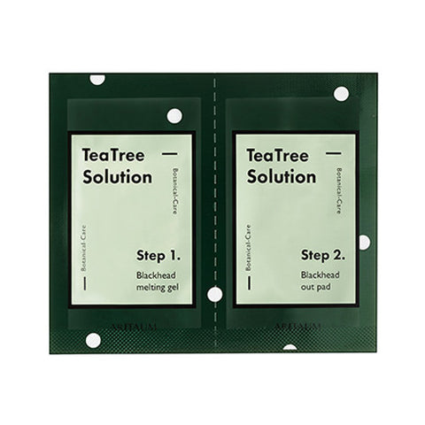 [Aritaum] Teatree Solution Blackhead Melting And Out Pad 4ml +1EA - Cosmetic Love