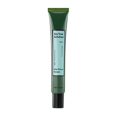 [Aritaum] Teatree Solution Cica Focus Cream 35ml - Cosmetic Love