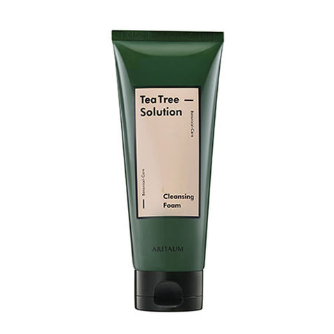 [Aritaum] Teatree Solution Cleansing Foam 150ml - Cosmetic Love