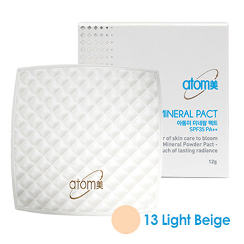 [Atomy] Atomy Mineral Pact #13 12g - Cosmetic Love