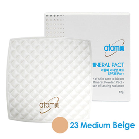 [Atomy] Atomy Mineral Pact #23 12g - Cosmetic Love