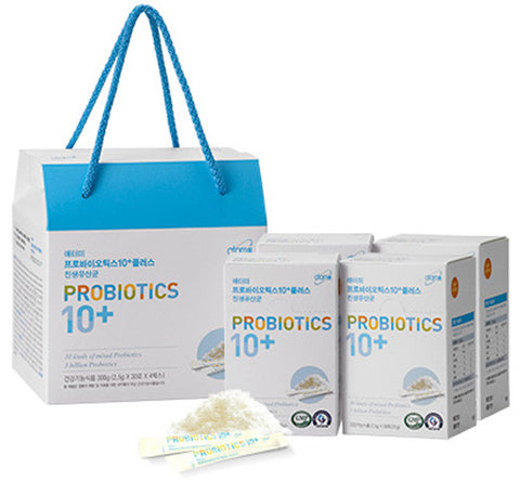 [Atomy] Probiotics 10+ 2.5gX30X4box - Cosmetic Love