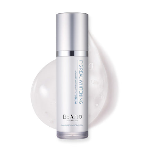 [BANO] IT'S REAL WHITENING Serum 40ml