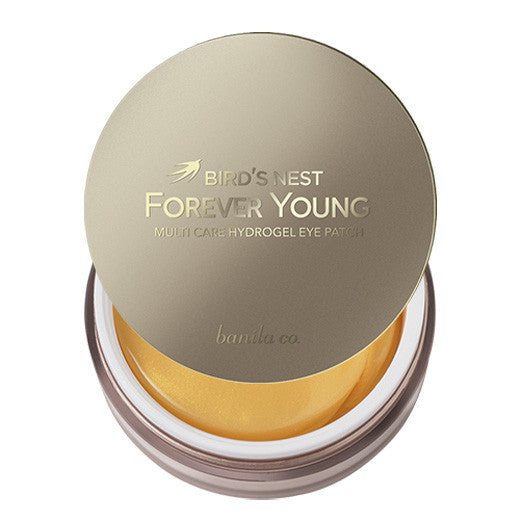 [Banila Co] Bird's Nest Forever Young Multi Care Hydrogel Eye Patch 60ea - Cosmetic Love