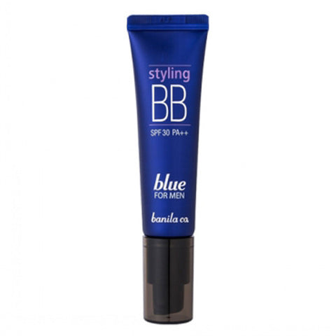 [Banila Co] Blue Styling BB For Men SPF30/ PA++ 30ml - Cosmetic Love