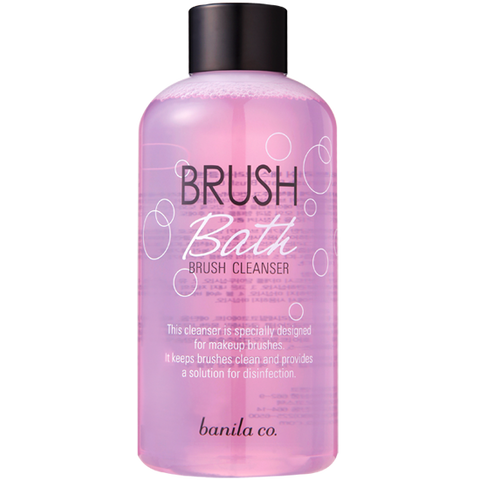 [Banila Co] Brush Bath Brush Cleanser 255ml - Cosmetic Love
