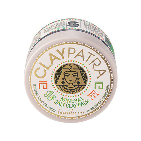 [Banila Co] Claypatra Mineral Salt Clay Pack 100g - Cosmetic Love