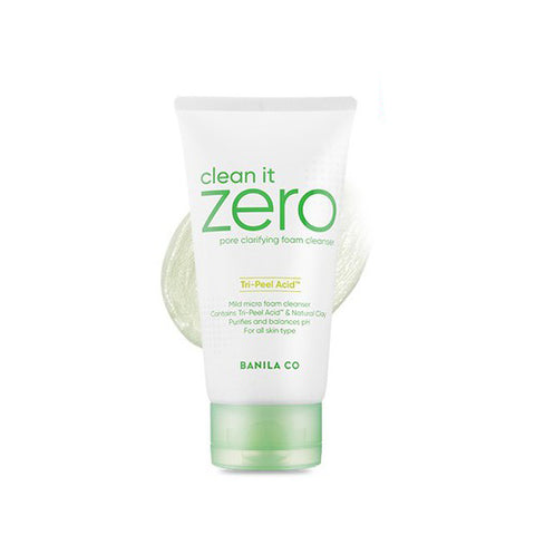 [Banila Co] Clean It Zero Clarifying Foam Cleanser 150ml