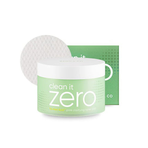 [Banila Co] Clean It Zero Clarifying Toner Pad 50 Pads