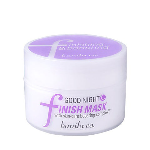 [Banila Co] Finishing And Boosting Good Night Finish Mask 90ml - Cosmetic Love